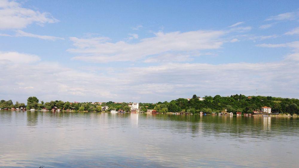 Sava river Sava River Belgrade
