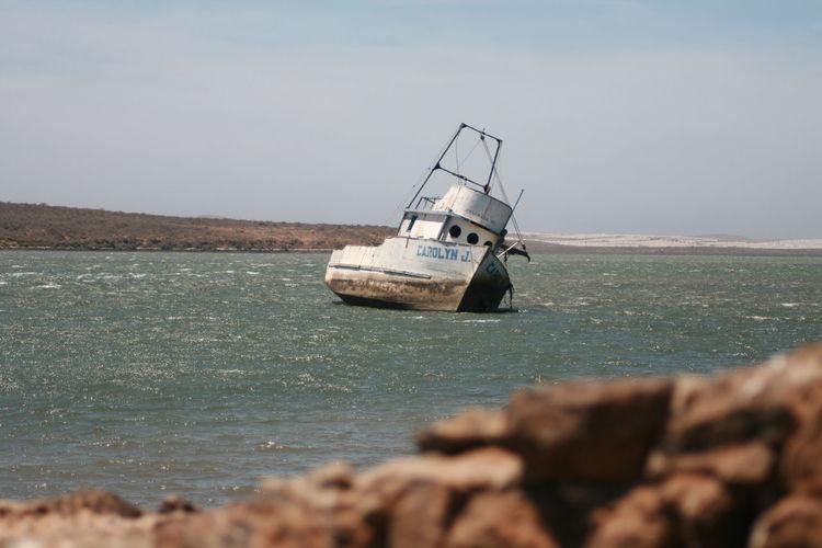 Boat Day Rocks