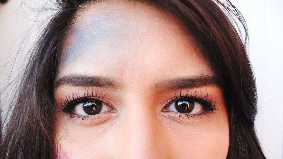 Eyelash Human