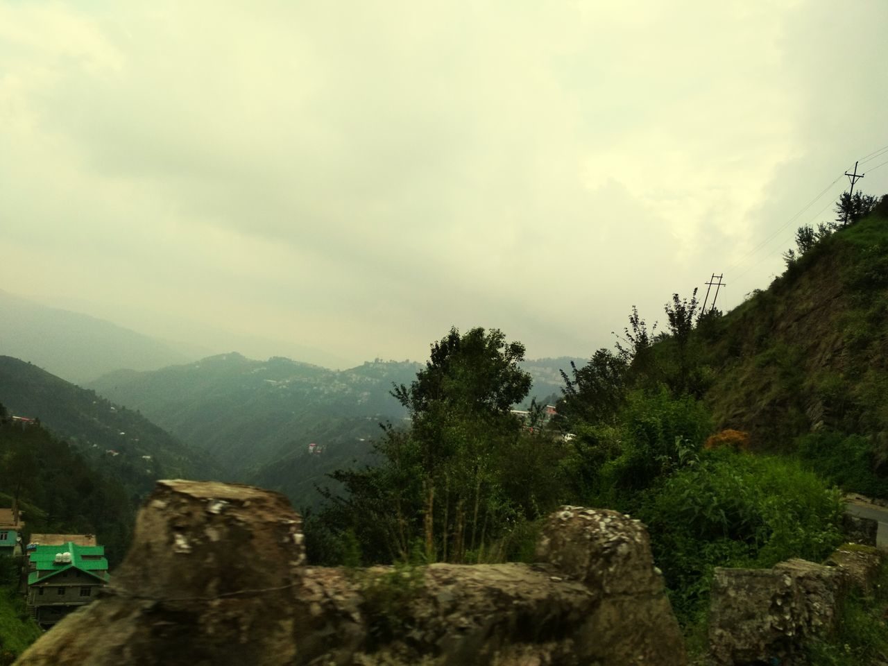mountain, nature, sky, no people, beauty in nature, landscape, outdoors, day