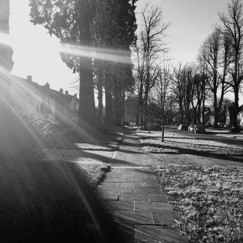 Long walks on old streets Walking Around Walking Alone... Walk With Music Take A Walk