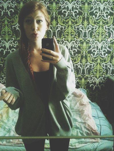 Girl Polish Girl Long Hair