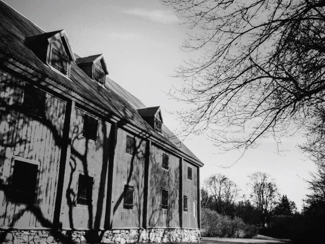 Old house Taking Photos Spring Blackandwhite Photography Blackandwhite Shadows Telling Stories Differtenly Black And White Collection  EyeEm Best Shots - Black + White EyeEm Gallery Black And White Friday