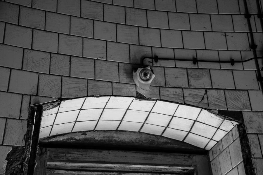 Leipzig Architecture Bahnbetriebswerk Building Exterior Built Structure Close-up Day Lost Places In Leipzig Lostplaces Low Angle View No People Outdoors