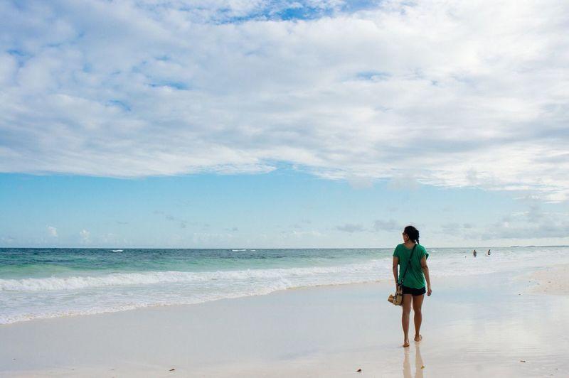 Beach Holiday Nature Ocean