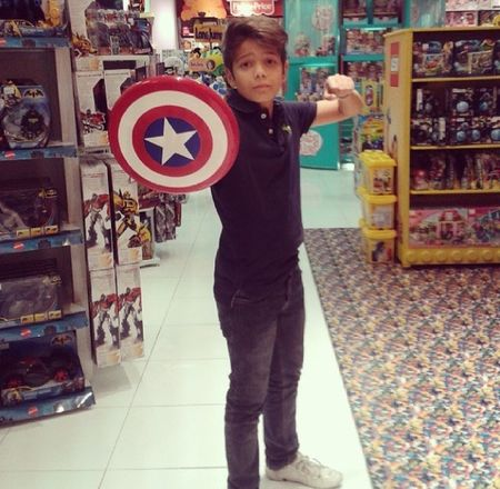 My Hero, My captain america, my beautiful, my cat, my lovely boyfriend, my EVERYTHING! Love you! ❤???? Boyfriend Love