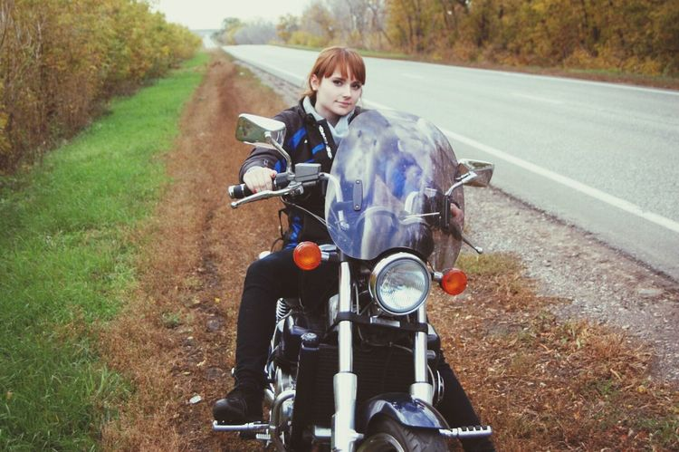 Hi!) Moto Life On The Road Beauty That's Me