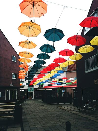 Denmark Street Streetphotography Umbrella VSCO Feel The Journey