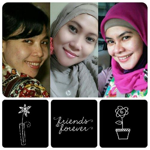Day7 Junephotochallenges : Bestfriend my lovely Syanti and lala
