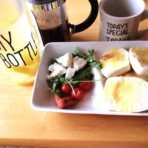 朝ごはん 朝ごはん 1人暮らし Breakfast Todaysspecial