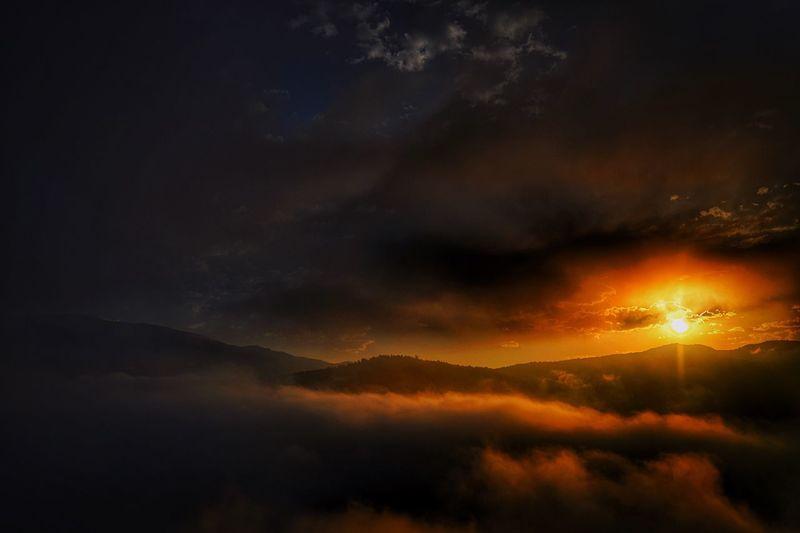 Sunrise 🌅 Sky