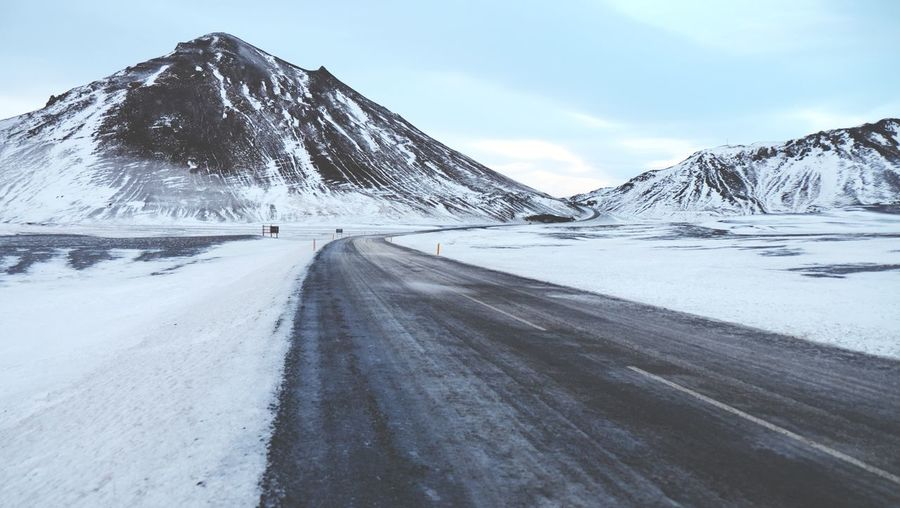 It's Cold Outside Frozen Roadtrip On The Road Winter The Great Outdoors With Adobe White Showcase: January Fjord Iceland Iceland_collection Adventure Explore Snow All White Wintertime Destination Photography In Motion Landscape With Whitewall The KIOMI Collection My Favorite Photo The Great Outdoors - 2016 EyeEm Awards On The Way Miles Away