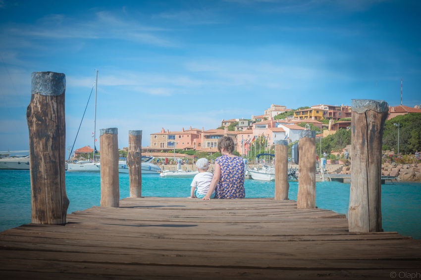 Water Sea Travel Destinations Outdoors Wood - Material Sky Day Summer Yacht Landing Stage Jetty, Pier Sommergefühle Done That. Connected By Travel An Eye For Travel This Is Family