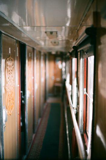 Analogue Photography Film Train The Traveler - 2018 EyeEm Awards