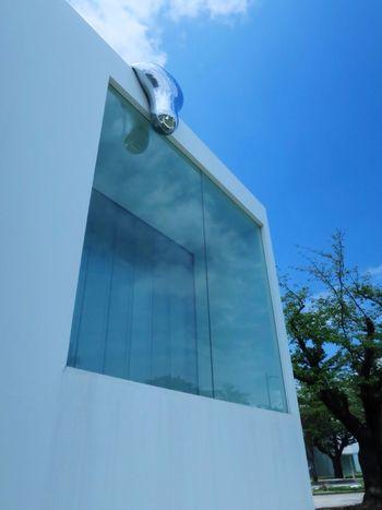 Publictoilet Public Art Towada  Museum Peeping