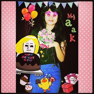 ????? happy bornday my sweety . my lovely . be better dear 19thun Februari Surprise