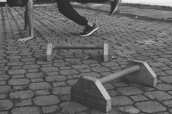 It's not all about success, it's about giving your very best Check This Out Calisthenics Streetworkout Barpacs Streetphotography Photooftheday Getting Creative Eye4photography  Black & White EyeEm Best Shots Motivation Nike Photography In Motion