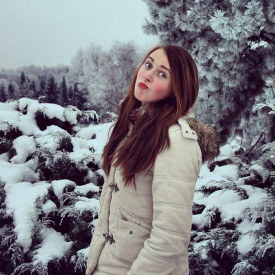 зимний ботсад и хорошее настроение