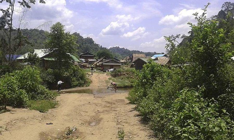 Bokeo Bokeoprovince Thegibbonexperience Laos Laospdr Southeastasia Villagelife Lifeasiseeit Johnnelson Intothewild Intothejungle LiveYourLife