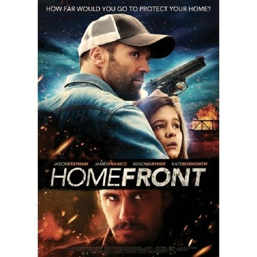 Now Watching HOMEFRONT ... recomended movie,,, a story about father who protect his daughter. Homefront MOVIE MyRoom Cinematography cinema movielovers