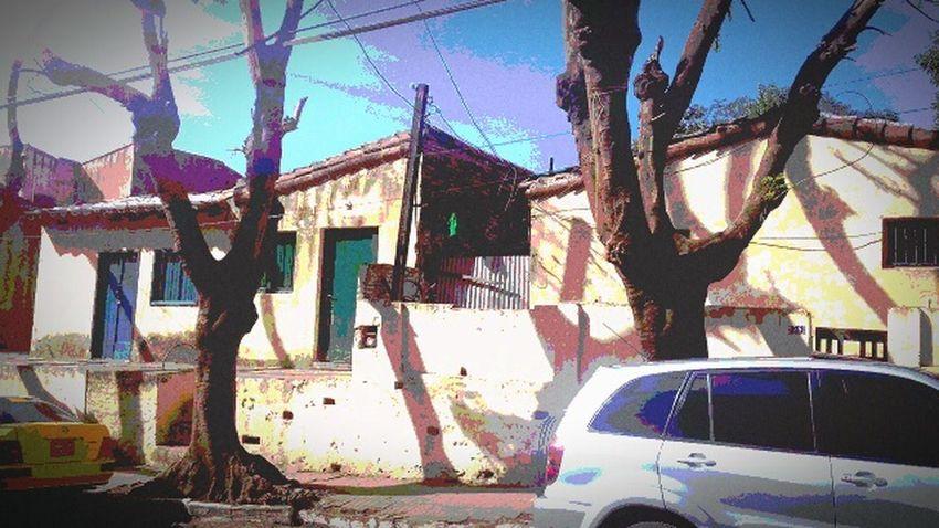 Arquitectura Colonial Tradicional Paraguay-Asuncion