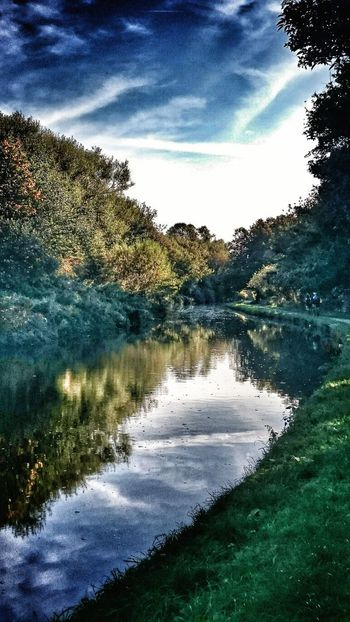 HDR Water Lancaster Canal