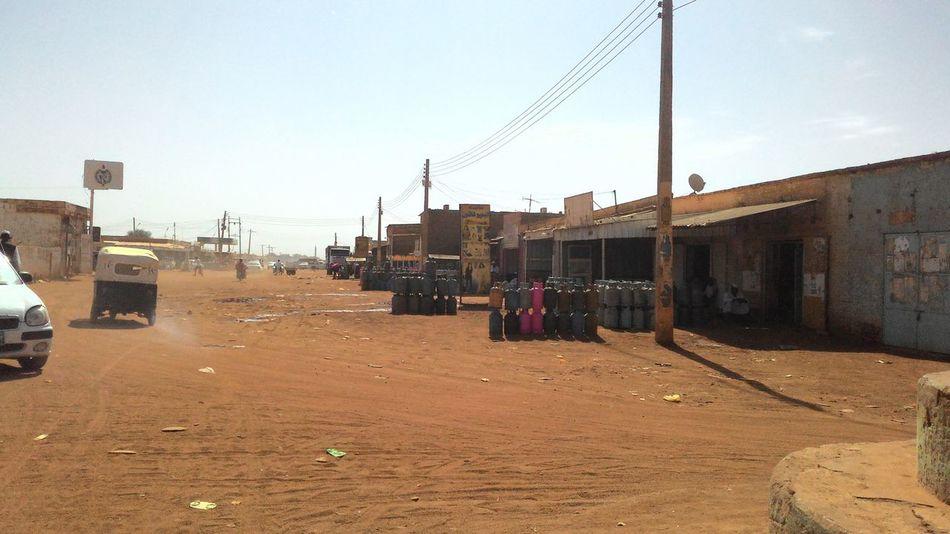 Sudan Sudanese TukTuk Streetphotography Outdoors Olcay Özfırat
