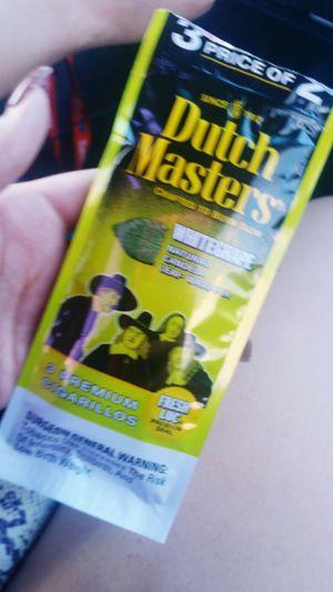 SMOKE A DUTCH MASTER HAVE EM SCREAMIN FOR THE DUTCHESS. Method Man 420 Weed Ganja BLUNTS TO THE DOME Marijuana
