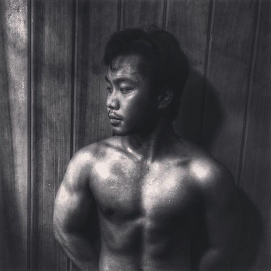 Sauna Nysc Asian Boy