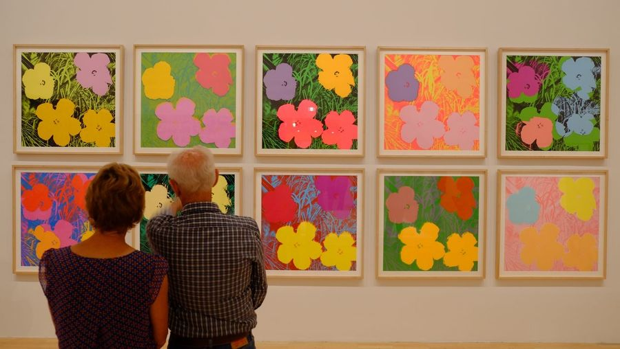 Together. Aiweiweiandywar Aiweiweiandywarhol Aiwewei Andy Contemporary Contemporary Art Melancholic Landscapes Ng