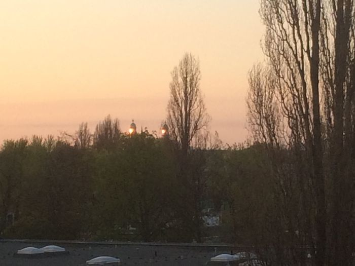 so Shiny Frankfurter Tor