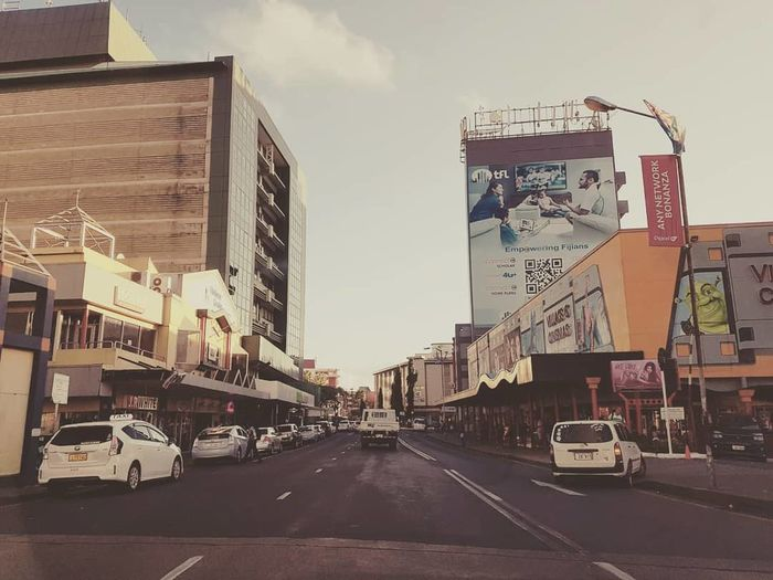 In the heart of Suva city 💟 2018 Shekelsphotography Photography Fiji Streetphotography Streetphoto Travelblogger Buildingart Photographer Instagram Citylife Fijiislands City Skyscraper Architecture Sky Building Exterior Office Building Urban Skyline Cityscape Downtown District Urban Scene Tall - High Skyline Tower Crowded Settlement