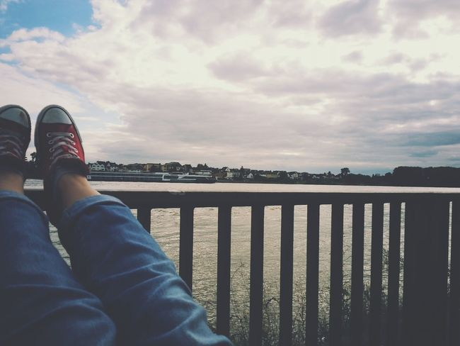 River Rhein Loving Life! Justchillin