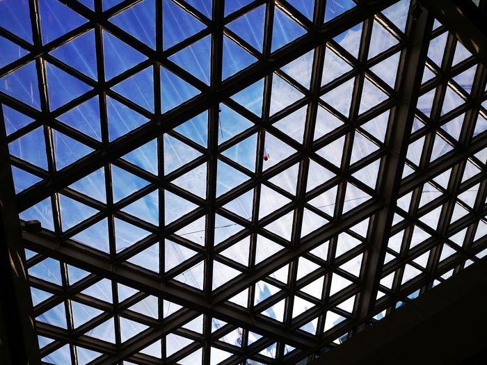 Mexico City Acervo Histórico Diplomático Edficio Triangular Triangle Building Historical Documents My Passion Archives Historical Documents Blue Sky Clouds And Sky Morning Sky Morning Clouds Sky Triangles Triangle Building And Sky Building