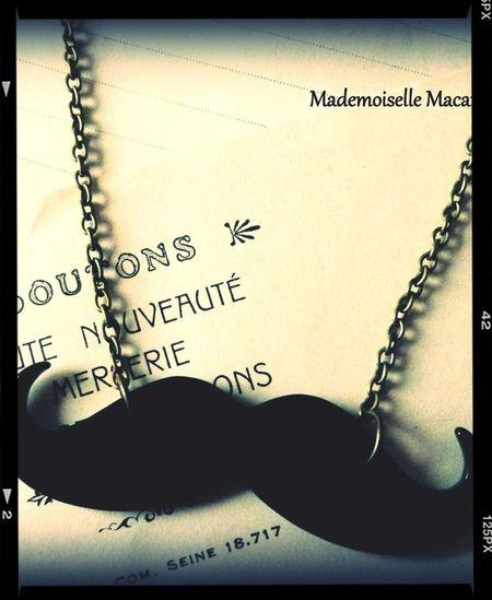 Moustache.. *.*