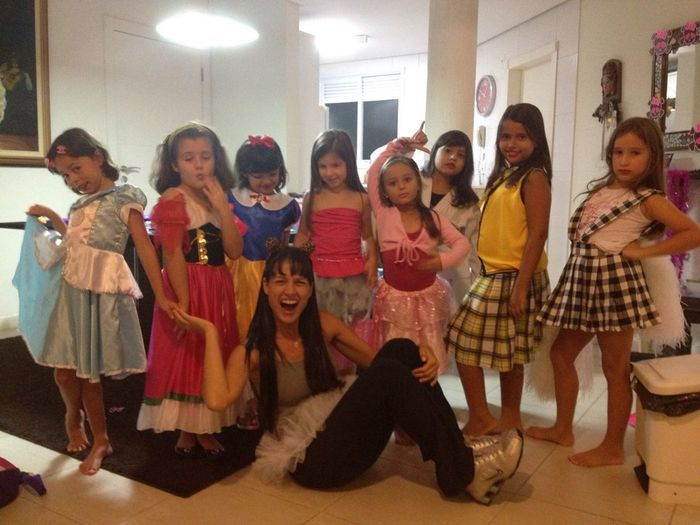 Festa Do Pijama Aniversário Ana