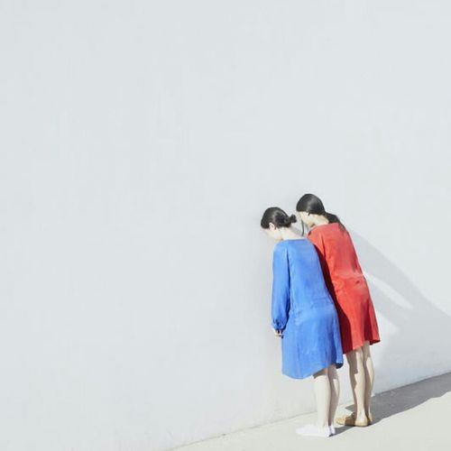 Minimal 服装 北京 青春 简洁 少女 写真 Photoshooting Girl