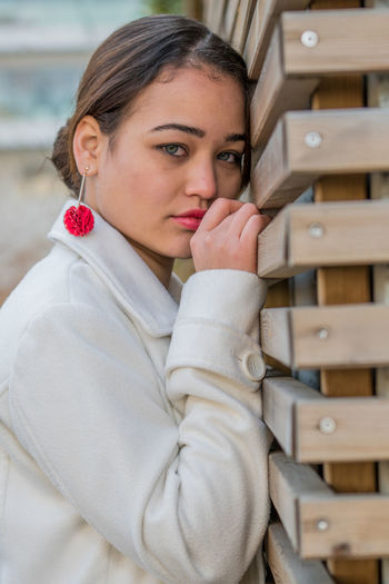 Portrait of young beautiful woman in autumn coat. Fashion photo - Image - Image Women Beauty In Nature Charm Clothing Coat Cold Temperature Cute Fashion Females Foxy Lady Glamour Woman Italy Lady Milan Looking At Camera Lifestyles Model Elegant Autumn Beautiful Topcoat Skin Sexygirl Happy Stylish