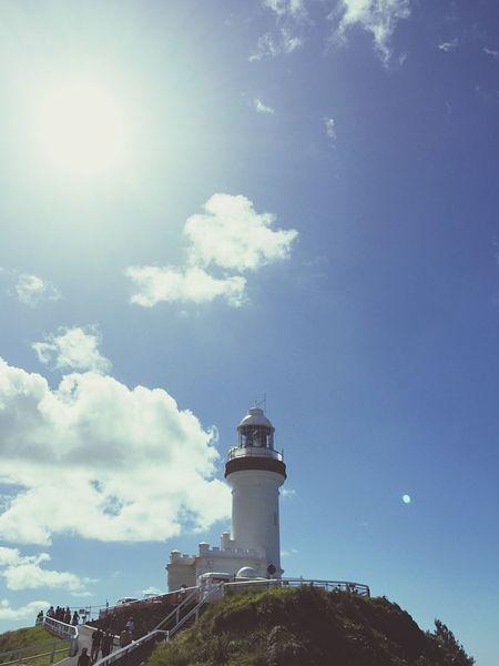 Cape Byron Lighthouse Cape Byron Byronbay Byron Bay Byron Lighthouse Lighthouse Australia Travel Travel Photography