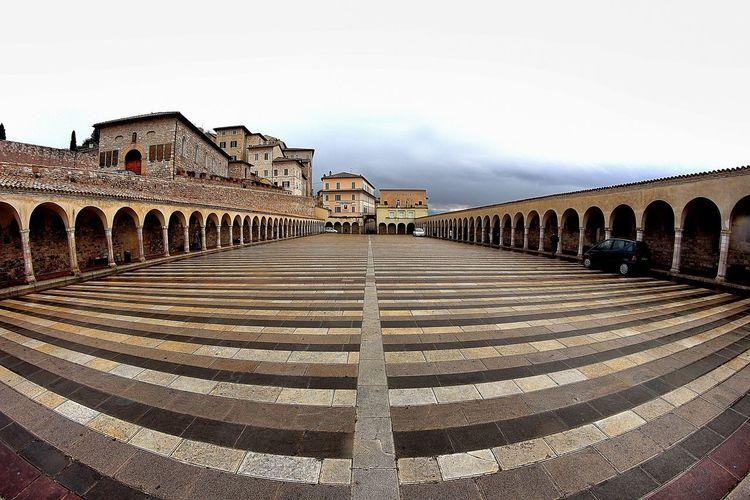 Assisi Assisi, Italy Meditation Peace Saint Francis Of Assisi Religion San Francesco Sanctuary  Silence Tranquillity Winter Snow
