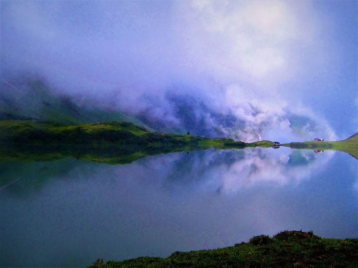 Beauty In Nature Cloud - Sky Cloud Reflection On Water Cloud Reflections Engelberg Idyllic Lake Lake Trubsee Lake Trubsee Landscape Mount Titlis Mount Titlis, Switzerland. Mountain Nature No People Secret Spaces Reflection Scenics Sky Swiss Cottage Swiss Mountains Switzerland Tranquil Scene Tranquility Water The Secret Spaces Art Is Everywhere The Great Outdoors - 2017 EyeEm Awards Neighborhood Map Place Of Heart Sommergefühle EyeEm Selects Neon Life Been There. Lost In The Landscape Perspectives On Nature Shades Of Winter An Eye For Travel Go Higher Inner Power Summer Exploratorium #FREIHEITBERLIN 10 This Is Strength Capture Tomorrow