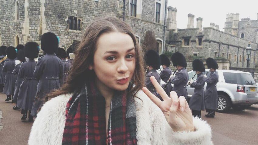 London Windsor Castle Proud
