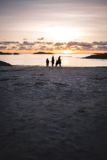 Pirate Pirates Backlit Beach Beachphotography Beauty In Nature Day Friendship Horizon Over Water Lifestyles Nature No People Outdoors Scenics Sea Silhouette Sky Sunset Sunsets Togetherness Water