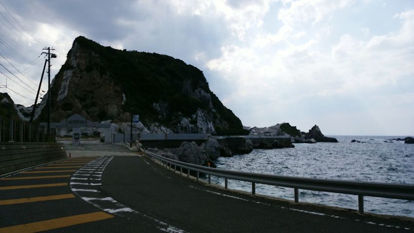 """""""the Shirasaki coast"""",roots of name is around rocks color are almost white. Relaxing Sea Holiday Drive Blue Sea Nature Japan Photography Wakayama,japan Sea Hello World Ultimate Japan"""