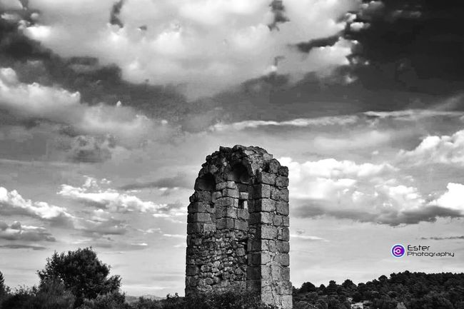 Embalse de La Jarosa. Españoles Y Sus Fotos Black And White Eye4photography  Landscape
