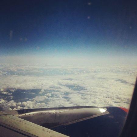 Летим во Владивосток) лето отдых тепло Suumer  Flight ✈ Relaxing Art