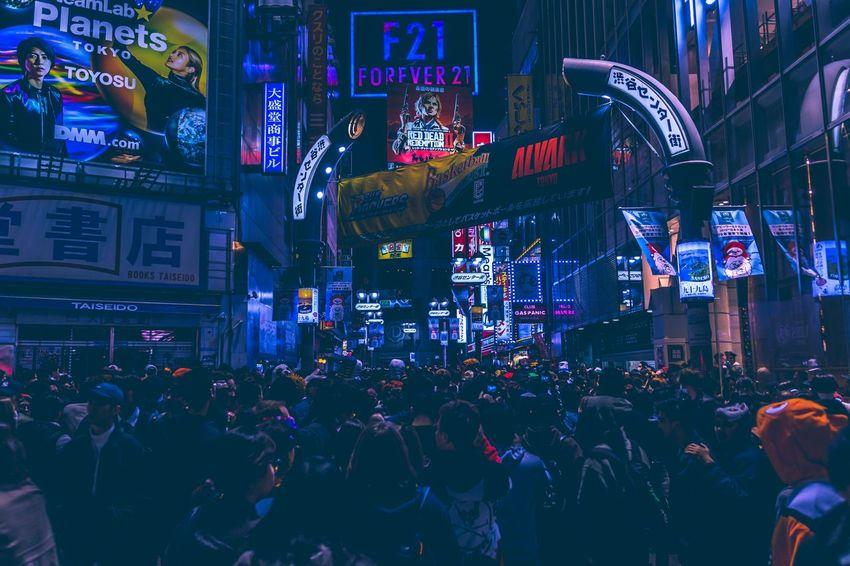 Shibuya Halloween Night Shibuyascapes Halloween Crowd Street Photography People Cinematic Photography Darkness Dark Tokyo Japan Shibuya Youth Neon Neo Tokyo Atmospheric Mood Futuristic Cyberpunk Crowd Real People Group Of People Night Illuminated City Men Lifestyles Street City Life Women Nightlife