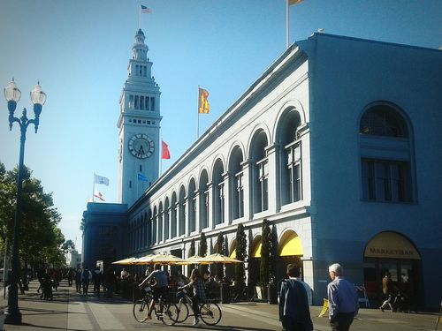 Ferry Building in San Francisco, California Architecture Politics And Government Building Exterior City Sky Outdoors People Bicycle Guidance Nature Gypsy Travel Photography Beauty In Nature Traveling Travelamerica Let's Go. Together. Travellerslife Nature Photography Lifestyles Water Personal Perspective OneLove Real People World Peace Day