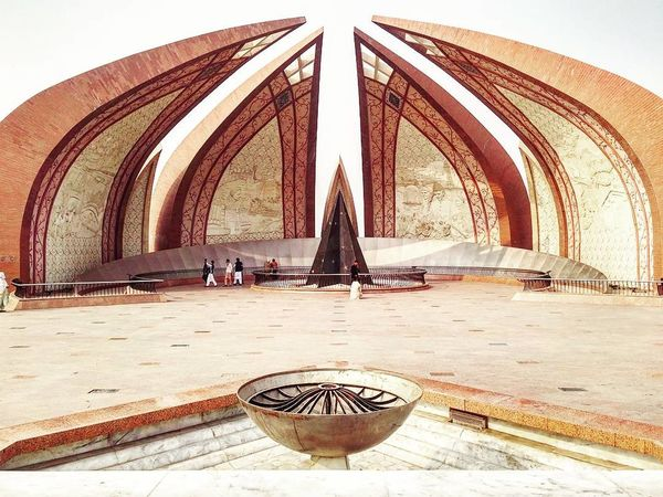 Architecture Arch No People Outdoors Day Sky Royalty IslamabadTheBeautiful Islamabad Pakistan