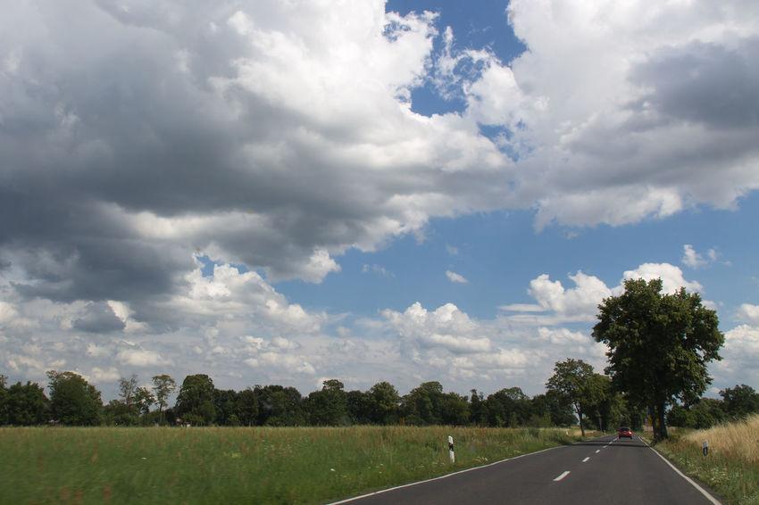 Blue Cloud - Sky